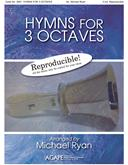 Hymns for 3 Octaves - 3 Oct. (Reproducible) Cover Image