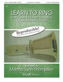 Learn to Ring - 2 and 3 Oct. Reproducible Collection Cover Image