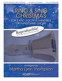 Ring and Sing Christmas - 2 and 3 Oct. Reproducible Collection Cover Image
