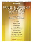 Praise and Worship Classics - 3-5 Octave Reproducible Cover Image