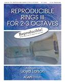 Reproducible Rings for 2-3 Octaves Vol. 3 Cover Image