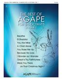 The Best of Agape for 3-5 Octaves Vol. 1 Cover Image