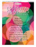 Essential Classics for 2 Octaves Vol. 1 (Reproducible) Cover Image