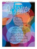 Essential Classics for 3 Octaves Vol. 1  (Reproducible) Cover Image