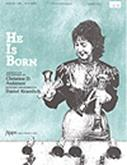 He Is Born - Handbell Solo Cover Image
