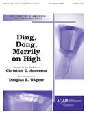 Ding Dong Merrily on High - Handbell Solo Cover Image