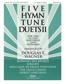 Five Hymn Tune Duets II - Handbell Cover Image