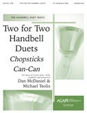 Two-For-Two - Handbell Duets Cover Image
