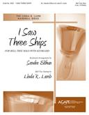 I Saw Three Ships - 3 Oct. Bell Tree Solo (19 Bells) Cover Image