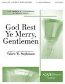 God Rest Ye Merry Gentlemen - 3-4 Oct. Quartet Cover Image