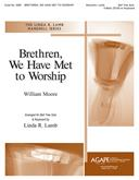 Brethren We Have Met to Worship - Bell Tree Solo w-Keyboard Cover Image