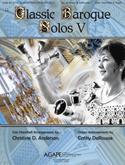 Classic Baroque Solos V Cover Image
