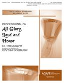 "Processional on ""All Glory, Laud and Honor"" - 3-5 Oct."