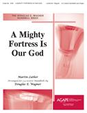 Mighty Fortress Is Our God A - Ringer Edition Cover Image