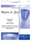 Hymn to Joy - Ringers Edition (3-5 Octave) Cover Image