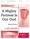 Mighty Fortress Is Our God A - 3-5 Octave Cover Image