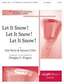 Let It Snow Let It Snow Let It Snow - 3-5 Octave Cover Image