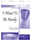 I Want to Be Ready - 3-5 Oct. Cover Image