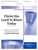 Christ the Lord Is Risen Today - 3-5 oct. Cover Image