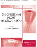 On Christmas Night (Sussex Carol) - 3-5 Oct. Cover Image
