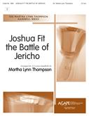 Joshua Fit the Battle of Jericho - 3-5 Octave