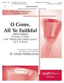 O Come All Ye Faithful - 3-6 Oct. Ringer's Ed. Cover Image