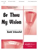 Be Thou My Vision - 3-5 oct.and Flute Cover Image