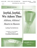 Joyful Joyful We Adore Thee - 3-5 Octave Cover Image