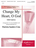 Change My Heart O God - 3-5 Octave w-opt. Handchimes Cover Image