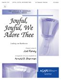 Joyful Joyful We Adore Thee - 4-6 Octave Cover Image