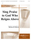 Sing Praise to God Who Reigns Above - 2-3 Octave Cover Image