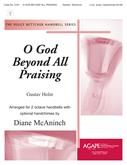 O God Beyond All Praising - 2 Octave Cover Image