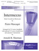 Intermezzo - 3-5 Octave Cover Image