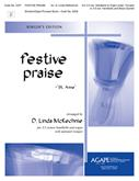 Festive Praise - 3-5 Octaves Ringers Edition Cover Image