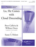 Lo He Comes with Clouds Descending - 3-6 Octave w-opt. 3-4 Octave Handchimes Cover Image