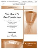 Church's One Foundation The - 3-5 Octave Cover Image