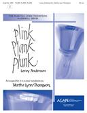 Plink, Plank, Plunk - 3-5 Octaves-Digital Version