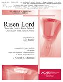Risen Lord - 3-5 Oct. Ringer's Ed. Cover Image