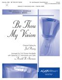 Be Thou My Vision - 3-6 oct. Cover Image