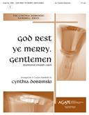 God Rest Ye Merry Gentlemen - 3-7 oct. Cover Image