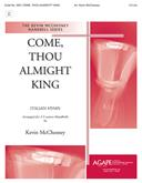 Come Thou Almighty King - 3-5 Oct. Cover Image