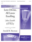 Love Divine All Loves Excelling - 3-5 Oct. Cover Image