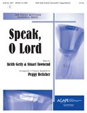 Speak O Lord - 3-5 Oct. Cover Image