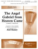 Angel Gabriel from Heaven Came, The - 3-5 Oct. w/opt.Chimes, Synth and Perc.