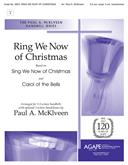 Ring We Now of Christmas - 3-5 Oct. w-opt. 3 Oct. Handchimes Cover Image