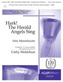Hark the Herald Angels Sing - 3-5 Oct. w-opt. Percussion Cover Image