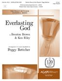 Everlasting God - 3-5 Oct.