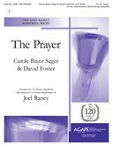 The Prayer - 3-5 Oct. w/opt. 3-5 Oct. Handchimes & Synth Strings (included)-Dig