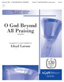 O God Beyond All Praising - 3-5 Oct. Cover Image