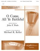O Come All Ye Faithful - 3-5 Oct. Cover Image